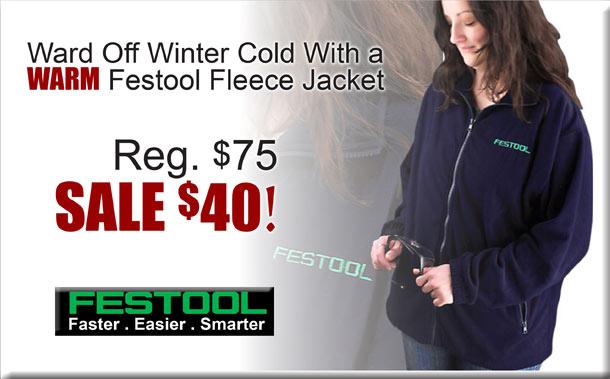 Festool Fleece Jacket