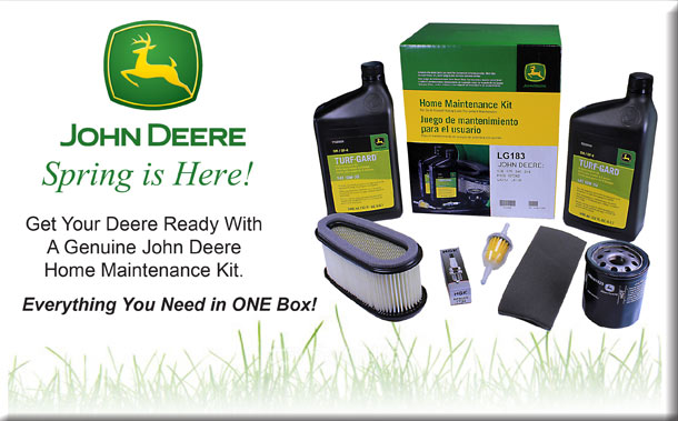 John Deere Maintenance Kits