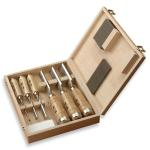 MHG 7 PC. BOXED CARPENTERS CHISEL SET - FRACTIONAL