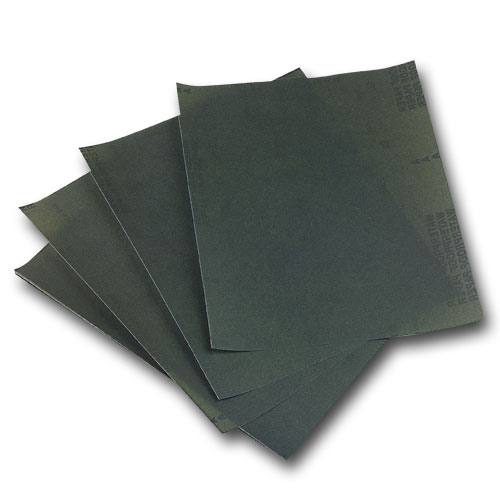 NORTON SUPER-FINE WET/DRY SANDPAPER SHEETS - 9 X 11 X 2000 GRIT - 5 PK ...
