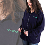 FESTOOL FLEECE JACKET - LARGE