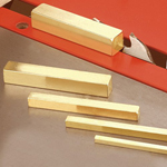 WHITESIDE #9800 BRASS BAR SET-UP KIT -  2-1/2