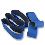 NORTON 3X SANDING BELTS - 4