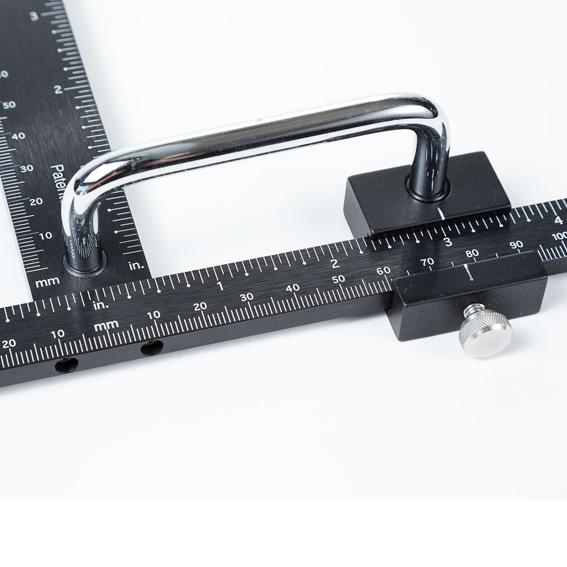 Handle Amp Knob Jigs True Position 1934 Hardware Drilling Jig