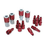LEGACY COLORCONNEX 14 PC. COUPLER & PLUG SET - RED TYPE