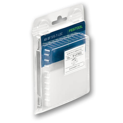 FESTOOL T-LOC SYSTAINER LABEL SLEEVES - 10 PK