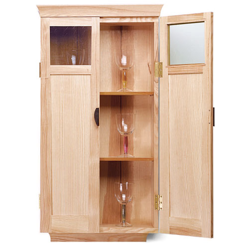 Luxury Family Christmas Cabinets  FineWoodworking