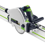 FESTOOL TS REQ PLUNGE-CUT TRACK SAW W/55 GUIDE
