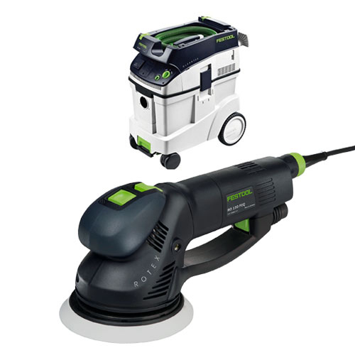 festool sander package deals festool rotex ro 150 feq. Black Bedroom Furniture Sets. Home Design Ideas